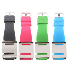 Aluminum Multi-Touch Watch Band Wrist Case For iPod Nano 6/6th