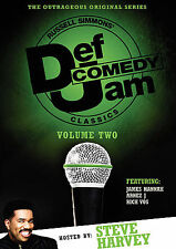 Def Comedy Jam Classics: Volume Two hosted by: Steve Harvey