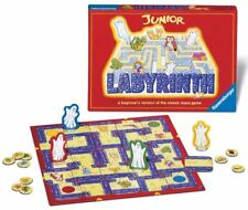 Ravensburger Labyrinth Junior Maze Treasure Race Kids Family Board Game