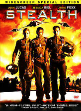 Stealth/Air Force One 2-Pack (DVD, 2005, 2-Disc Set, Side by Side, STEALTH...