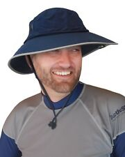Sun Protection Zone Unisex Lightweight Adjustable Booney Hat Cap 100 SPF, UPF 50