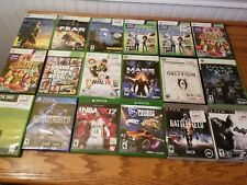 XBOX ONE PS4 PS3 XBOX 360 VIDEO GAME LOT *Pick Your Own*