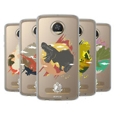 OFFICIAL MONSTER HUNTER WORLD SILHOUETTES SOFT GEL CASE FOR MOTOROLA PHONES