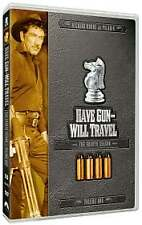 HAVE GUN, WILL TRAVEL: THE FOURTH SEASON, VOL. 1 NEW DVD