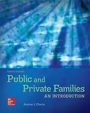 Public and Private Families : An Introduction by Andrew J. Cherlin 8th edition
