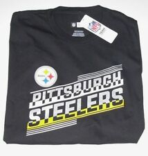 Pittsburgh Steelers NFL T-Shirt Men's size Med LG X-Large 2XL or 3XL New w/Tag