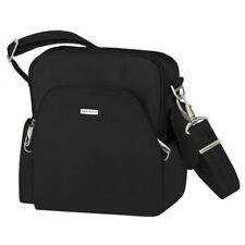 Travelon Anti-Theft Classic Over the Shoulder Travel Bag-RFID Blocking