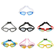 Anti-fog UV Protection Swimming Goggles with Adjustable Strap & Storage Case