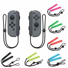 2* Joy-Con Gamepad Handle Wrist Strap Lanyard Controller For Nintendo Switch New