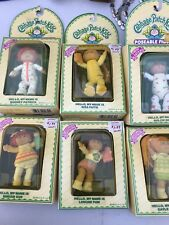 Vintage 2nd Edition Posable Cabbage Patch Figurines