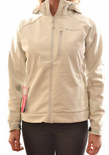 DARE2B LADIES PIMA SOFTSHELL OUTDOOR JACKET COAT WATER REPELLENT WHITE DWA565 D1