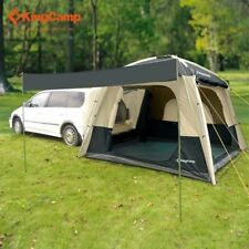 Camping Tent 5-Person SUV Car Tent for Outdoor Camping Self-driving Travelling D