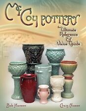 McCoy Pottery Price Guide Collectors Book LAST COPY PRINTED