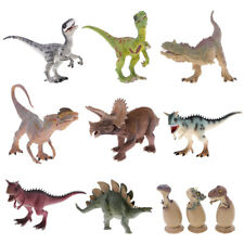 6-22cm Dinosaur Plastic Jurassic Play Model Action Figures Kids Xmas Gift Toys
