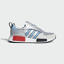 Adidas G26778 Micropacer X NMD R1 Running shoes silver blue white sneakers