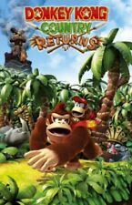 Poster Nintendo Donkey Kong Country Returns Wii