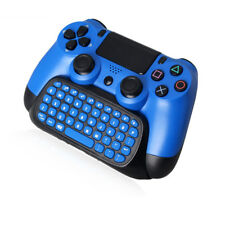 Bluetooth Wireless Controller Keyboard Chatpad for PS4 PlayStation 4 Slim & Pro