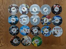 Miscellaneous Television Series DVDs - Individual Discs 99p each discs only
