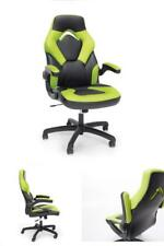 Essentials Racing Style Leather Gaming Chair - Ergonomic Swivel Computer Office
