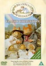 Brambly Hedge - The Classic Collection (DVD, 2004) Brand New, Sealed 108 mins R2