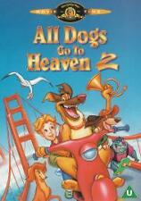 All Dogs Go To Heaven 2 (DVD, 2001) Dog film sequel