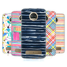 OFFICIAL NINOLA GEOMETRIC HARD BACK CASE FOR MOTOROLA PHONES 1