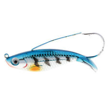 Anti-hang Grass Hook Hard Fishing Lure Artificial Baits Wobblers VIB Lure