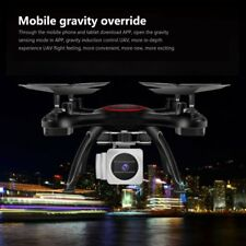 HJ10W Wifi Control 4 Axis Drone 0.3/2 MP Pixel Hover Racing Helicopter Drone ZW