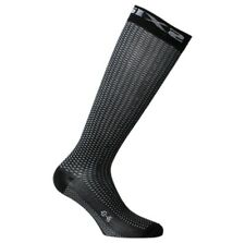 SixS Long Socks Black Carbon