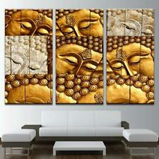 BUDDHA COLLAGE Canvas Art Print for Wall Decor Painting