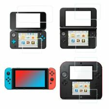 Plastic Ultra Clear Protect Film Screen Lens Cover Protector For Nintendo Switch
