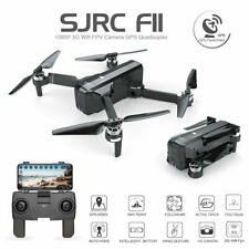 SJ F11/Z5 Foldable Brushless GPS RC Drone 5G WiFi FPV 1080P HD Camera Quadcopter