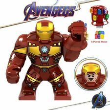 Iron Man Action Figure Infinity War Avengers Endgame Building Block Children Toy