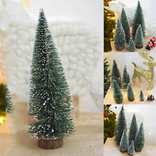 Christmas Decor Artificial Plants Small Pine Trees Xmas Tree Decoration