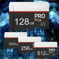128GB, 256GB, 512GB, 1024GB SD Memory Card Class 10TF Flash SanDisk New Fast