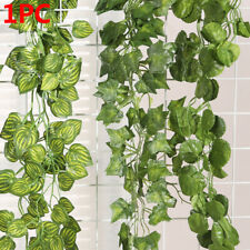 Hanging Foliage Flowers  Fake Foliage Garland Plants Artificial Ivy Leaves Vine