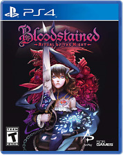 Bloodstained: Ritual of the Night (PlayStation 4, 2019) New , Free Shipping.