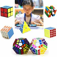 Creative Gift Magic Cube Smooth Fast Speed Rubix Rubiks Puzzle Game Adult Child