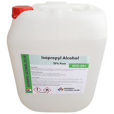 70% Pure Isopropyl IPA Rubbing Alcohol - Multiple sizes available!