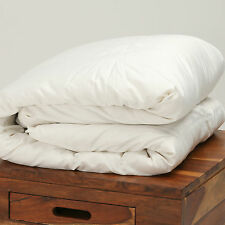 HUNGARIAN 100% DOWN SILK SUPER KING BED DUVETS ALL TOGS