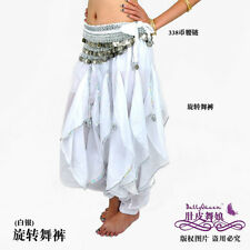 Belly Dance Costume Harem Pants wt Belt 22 Colours