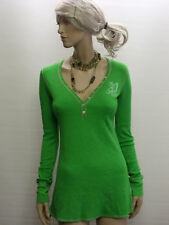 VICTORIA SECRET Ladies TOP in GREEN - RECOMMENDED