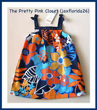 Gymboree Baby Tropical Bloom Floral Print Dress NWT