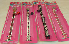PAWS N CLAWS ASSORTED COLORS CAT COLLAR WITH ELASTIC