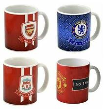 FOOTBALL PERSONALISED CERAMIC MUGS - Brother, Dad, Grandad, The Boss, No.1 Fan