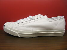 New Converse JP Jack Purcell Classic White Leather Low US Men 3-11 shoes 1S961
