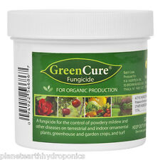 GreenCure used to control powdery mildew, black spot & other common plant diseas