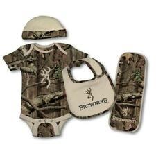 Browning Baby Camo/Tan Set