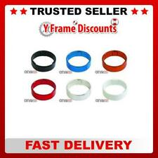 """One23 New Alloy 1 1/8"""" Bike Cycle Headset CNC Spacers Sizes 5mm and 10mm"""