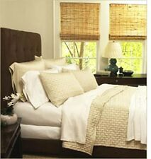 100% Bamboo Sheet Set Cal King Bed Set 2 Sheets & 4 Pillow Cases on Sale! Silky